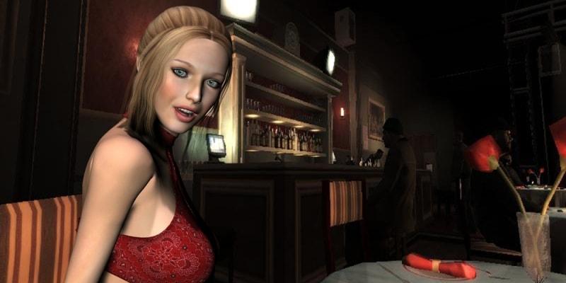 Virtual Date Rachel 2 на русском языке